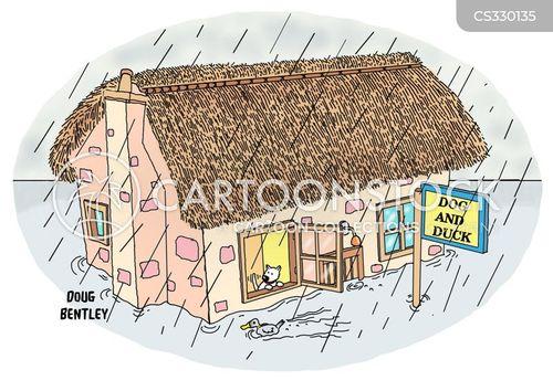 pub name cartoon