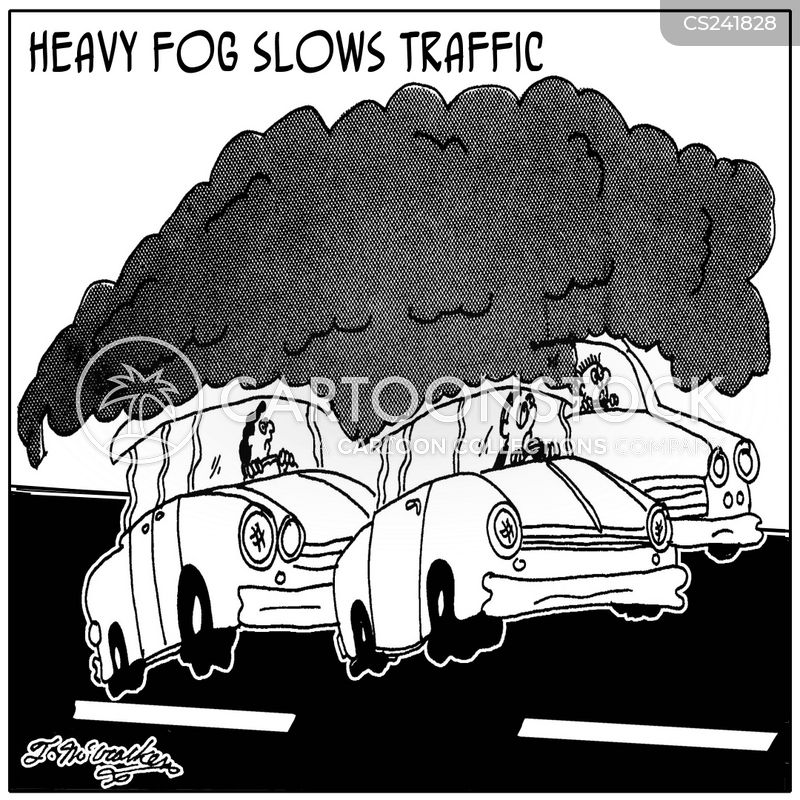 weather systems cartoon
