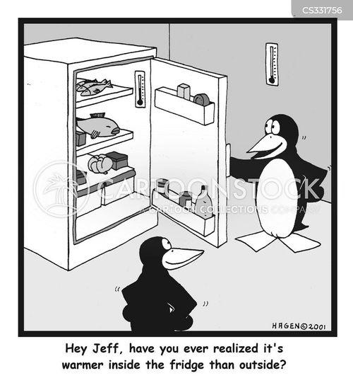 ice box cartoon