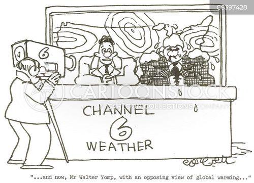 climate skeptic cartoon