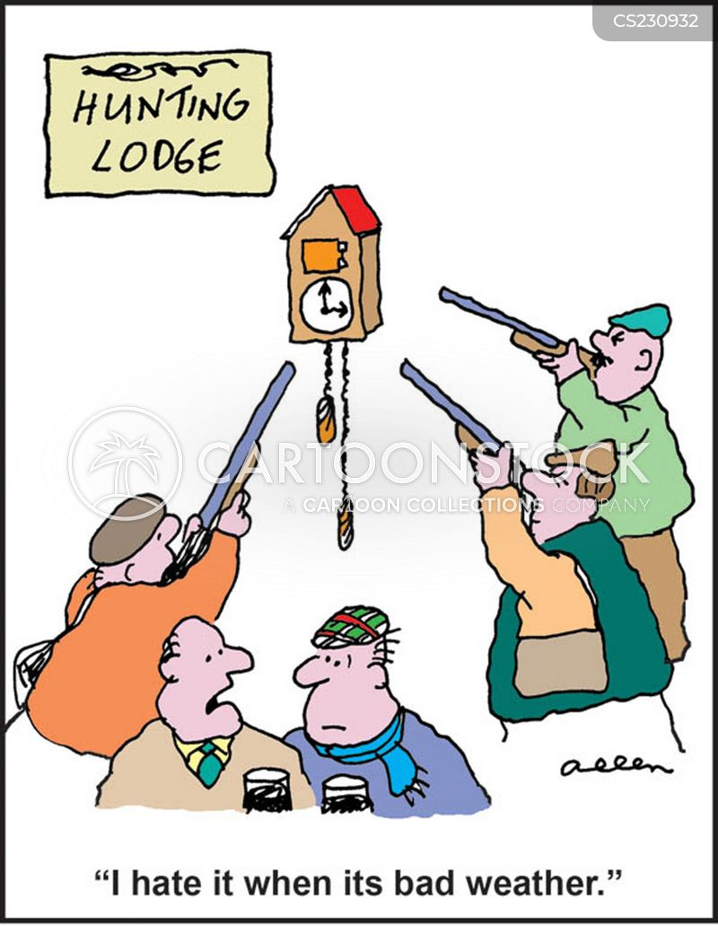lodge cartoon