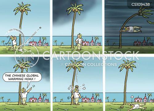 hurricane irma cartoon