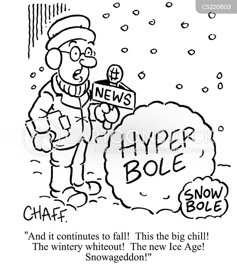 Hyperbole Cartoons And Comics Funny Pictures From Cartoonstock