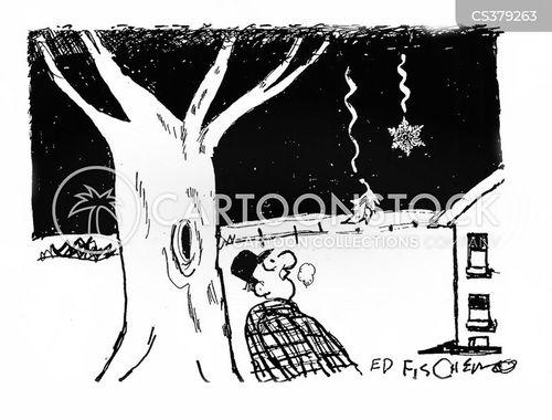 fall weather cartoon