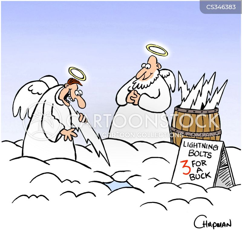 merchants cartoon
