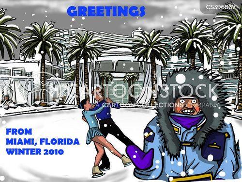 winter 2010 cartoon