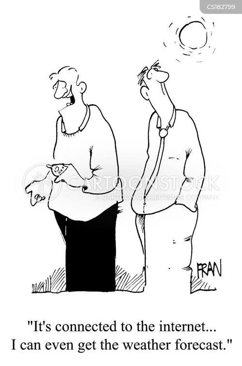 the internet cartoon