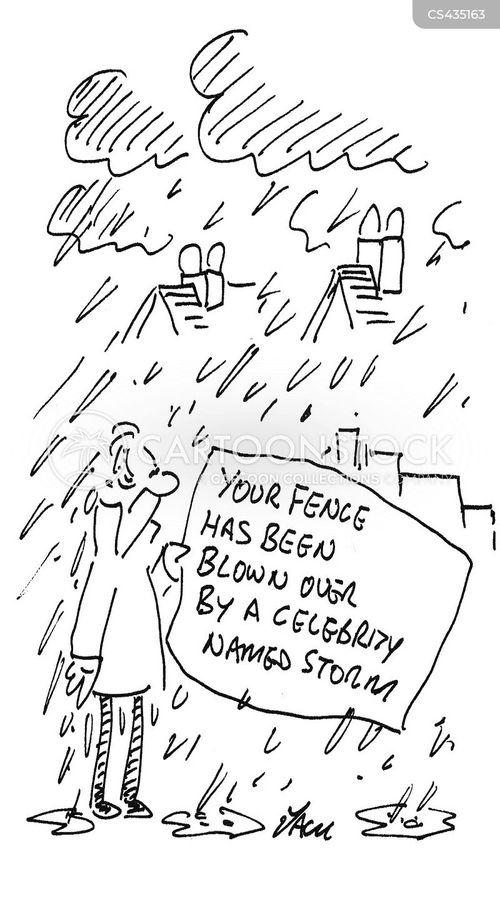 storm names cartoon