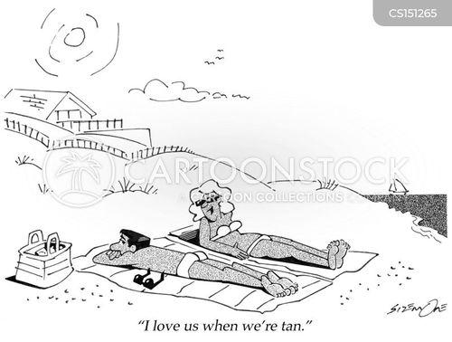 august cartoon