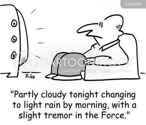 tremors cartoon