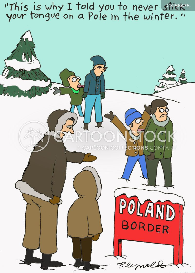 polish cartoon