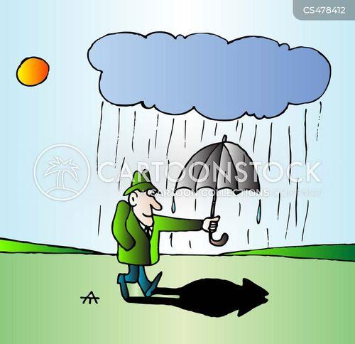 stormcloud cartoon