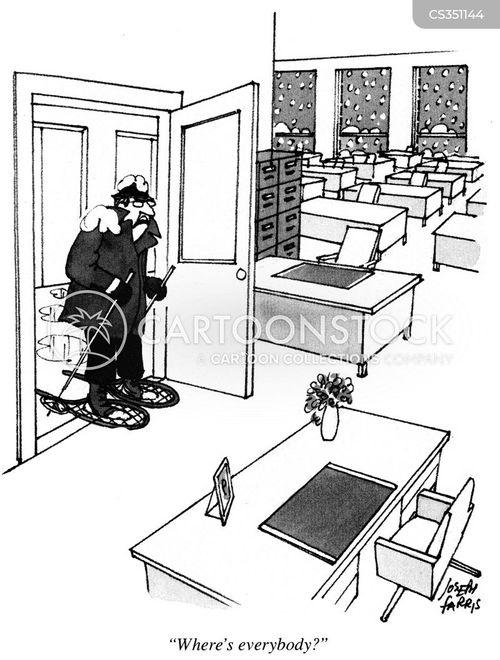 scott of the antarctic cartoon