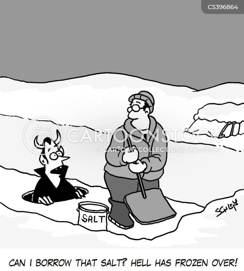 gritters cartoon