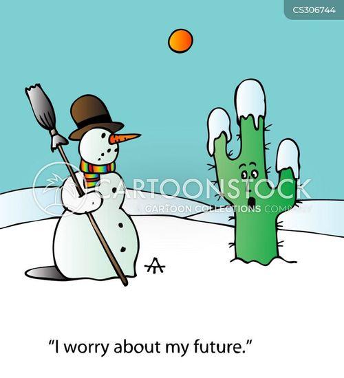 thawed cartoon