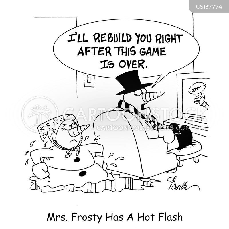 Menopause Cartoons and Comics - funny pictures from CartoonStock