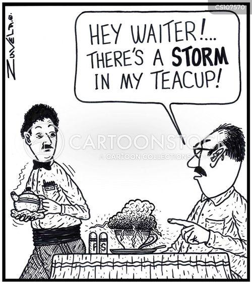storm in a teacup cartoon