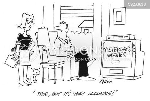 predictability cartoon