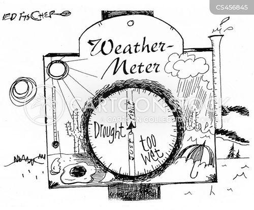 extreme conditions cartoon