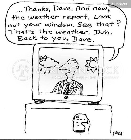 weathergirls cartoon