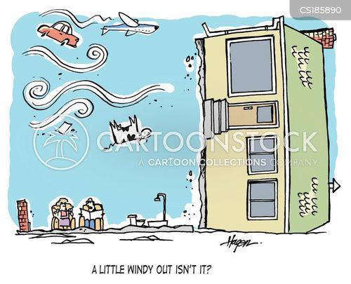tornados cartoon