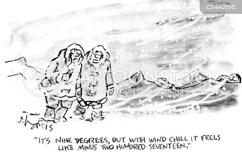 windchill cartoon