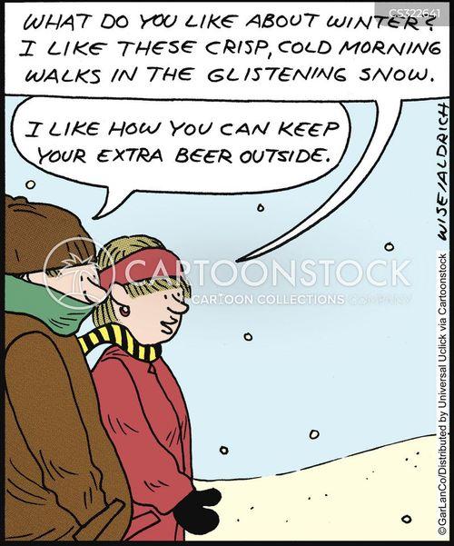 snow plow cartoon