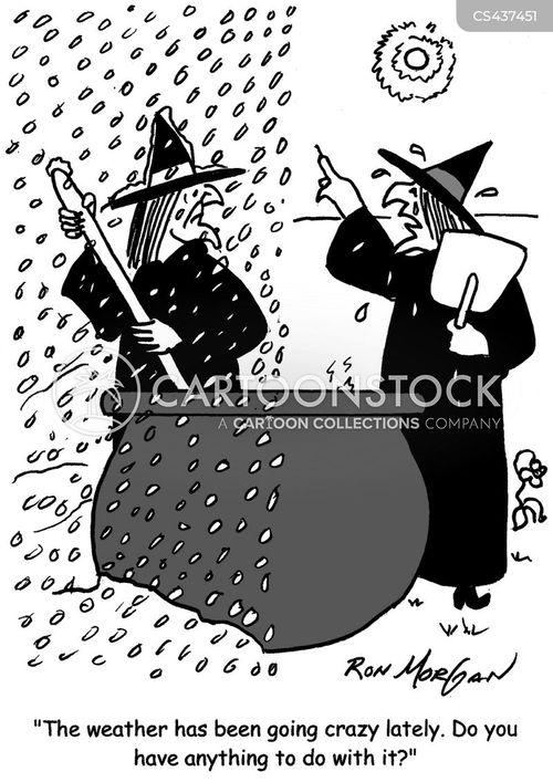 stormy weather cartoon