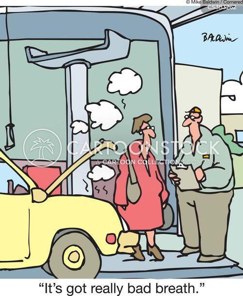 steam cartoon