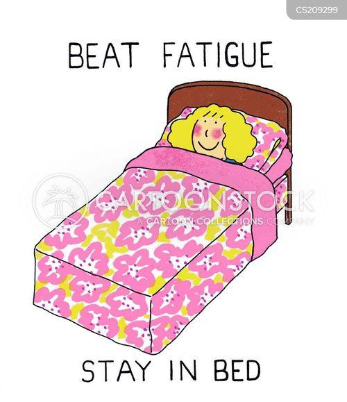 In Bed Cartoon 8 Of 39
