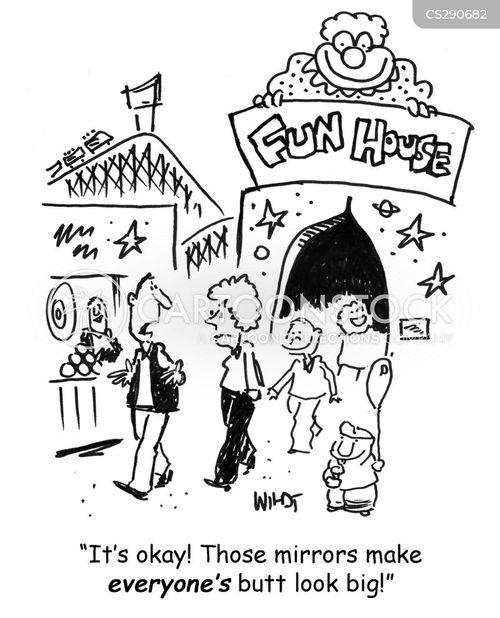 funfairs cartoon