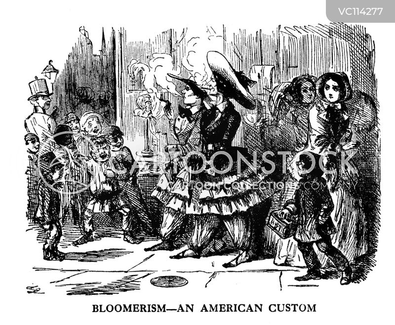 Bloomers cartoons, Bloomers cartoon, funny, Bloomers picture, Bloomers pictures, Bloomers image, Bloomers images, Bloomers illustration, Bloomers illustrations