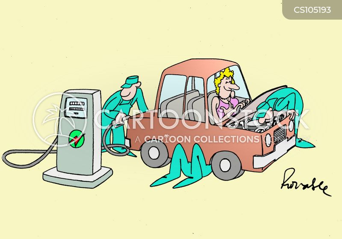 car care cartoon