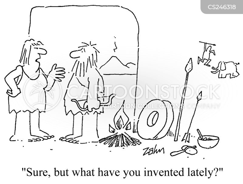 undermining cartoon