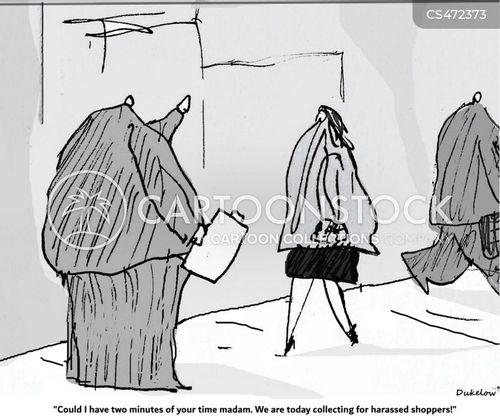 good causes cartoon