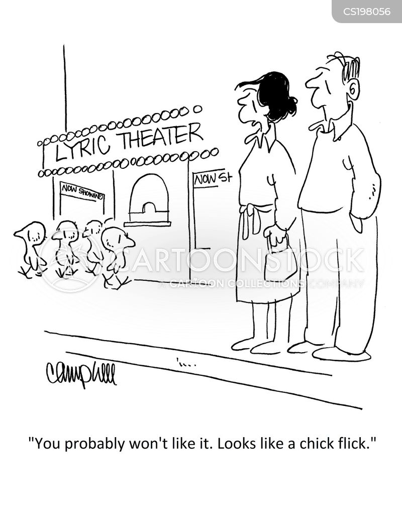 movie fans cartoon