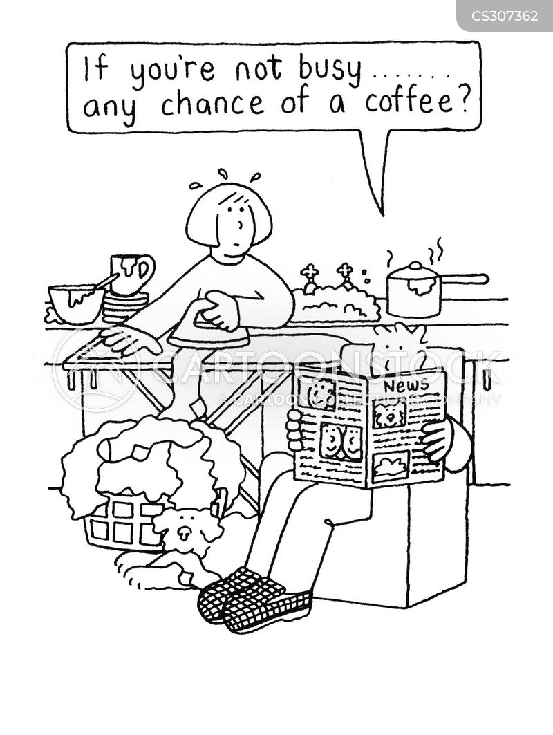 division of labour cartoon