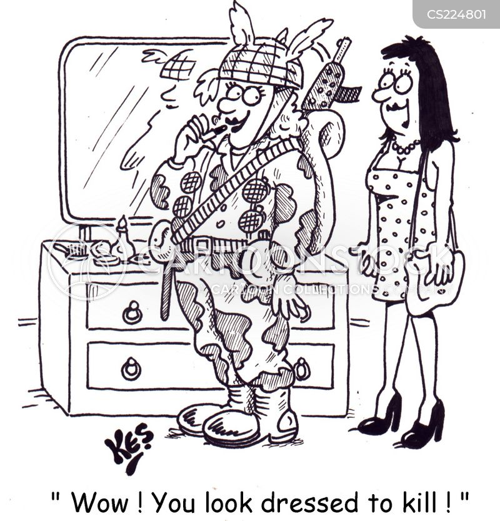 women soldiers cartoon