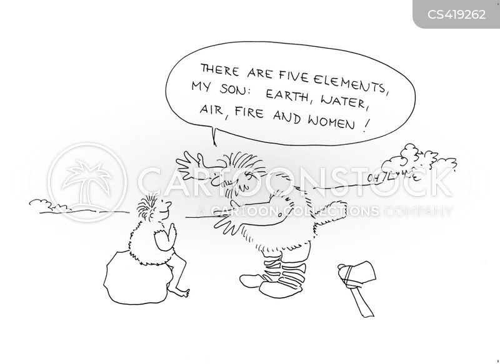 element cartoon