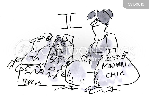 chic cartoon