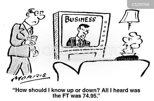 ambivalent cartoon