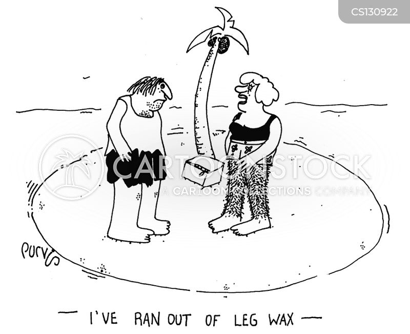 Shaving Legs Cartoons And Comics Funny Pictures From
