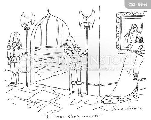royal guard cartoon