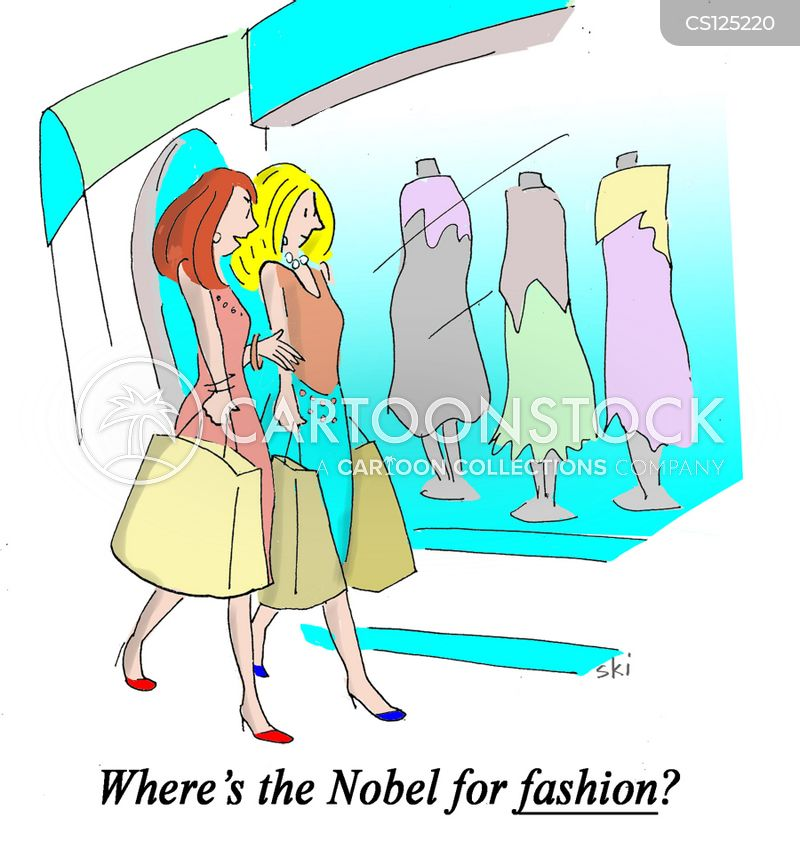 fashion design cartoon
