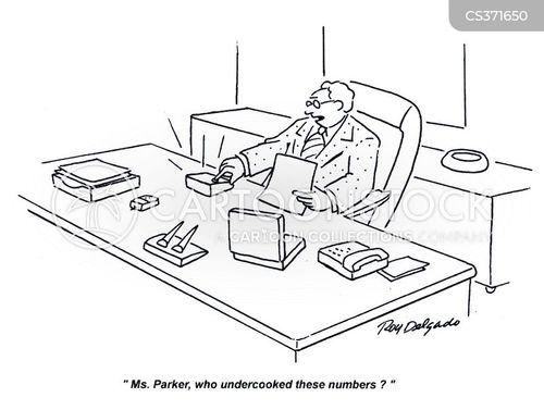 undercook cartoon
