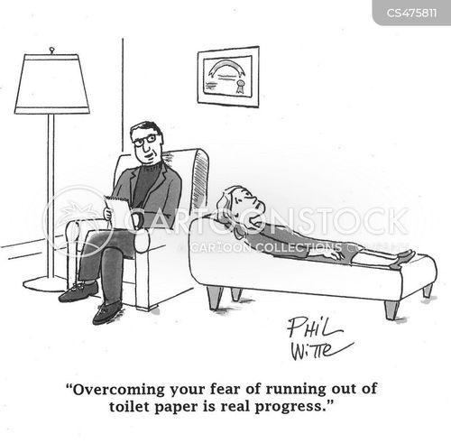 household supplies cartoon