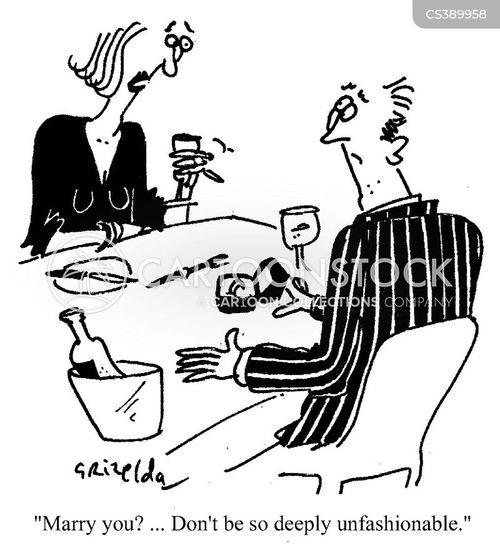 scornful cartoon