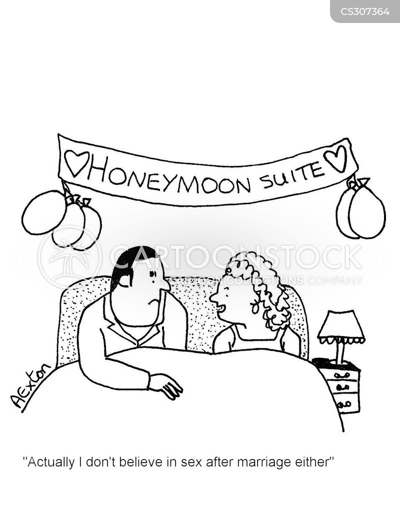 Married Sex Cartoons and Comics - funny pictures from CartoonStock