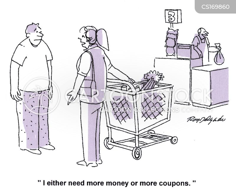 value for money cartoon
