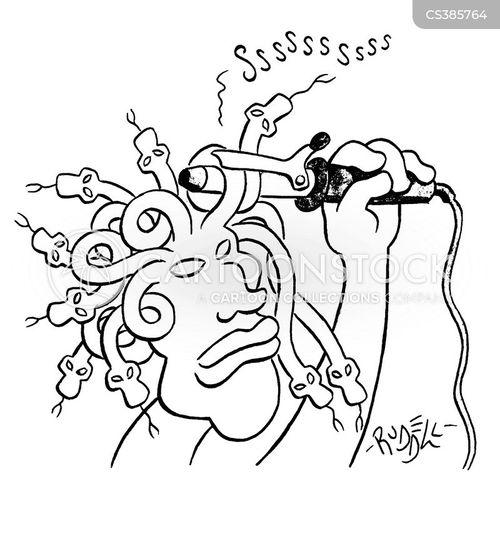 tongs cartoon